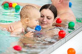 Babyschwimmen rhein main therme